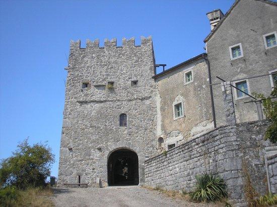 Grad Štanjel : Gate tower