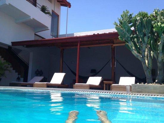 Los Patios Hotel: pool