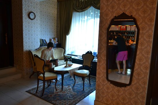 Garni Hotel Jadran - Sava Hotels & Resorts: Hotel lobby