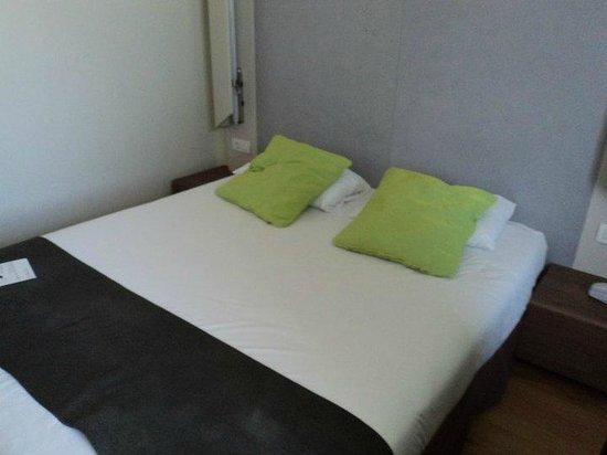 Campanile Barcelona Sud Cornella Hotel : Le lit