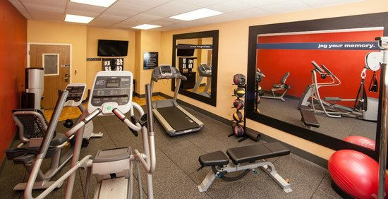 Hampton Inn Lagrange near Callaway Gardens: Fitness Center