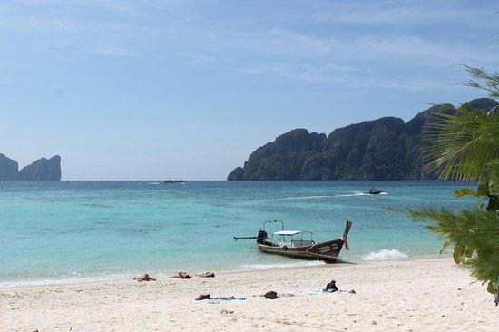 Phi Phi Paradise Pearl Resort: Longbeach