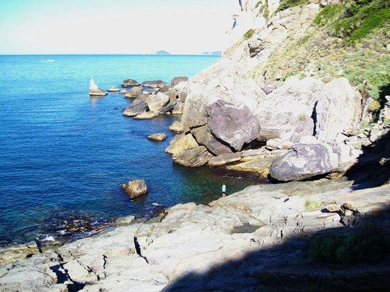 Punta Corvo: Punta Bianca