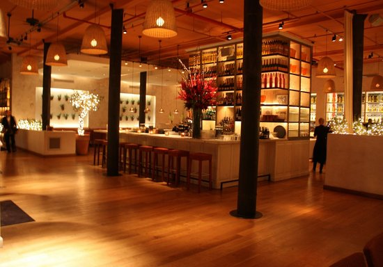 Fig Olive New York City 420 West 13th St Meatpacking