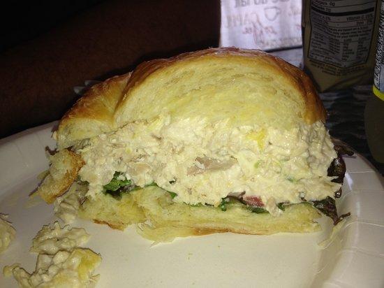 Sugarbakers : Chicken salad