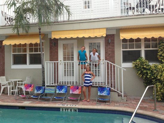 Sabal Palms Inn: They had an incredible time!!