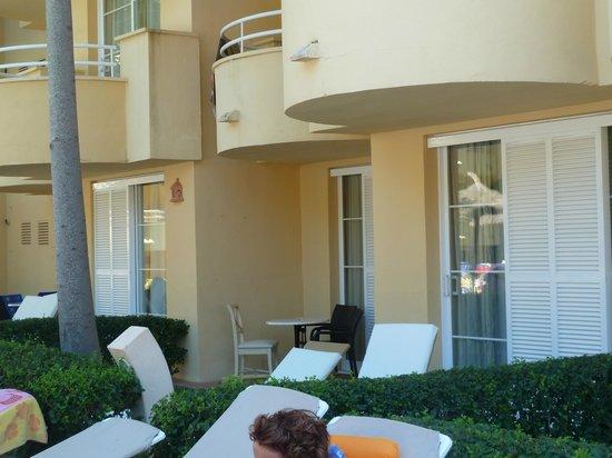 Prinsotel La Pineda: Chambre up-grade avec terrasse