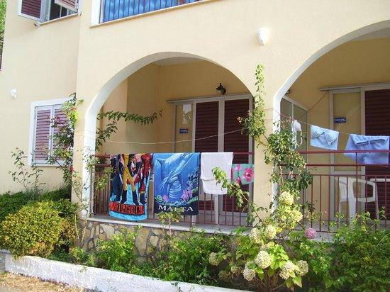 Roda Pearl Resort: Elenista apartments