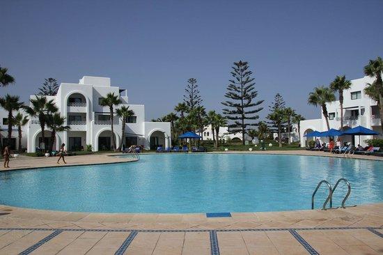 Hôtel Pullman Mazagan Royal Golf & Spa : Swimming pool