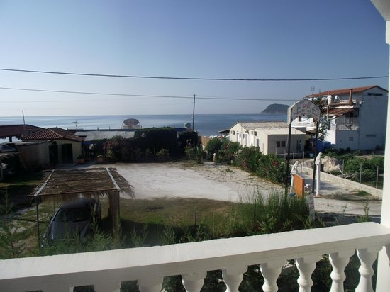 California Beach Hotel: vista