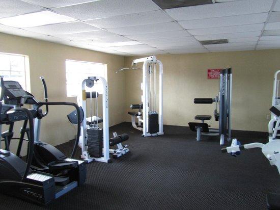 Indian Creek RV Resort : Fitness Center