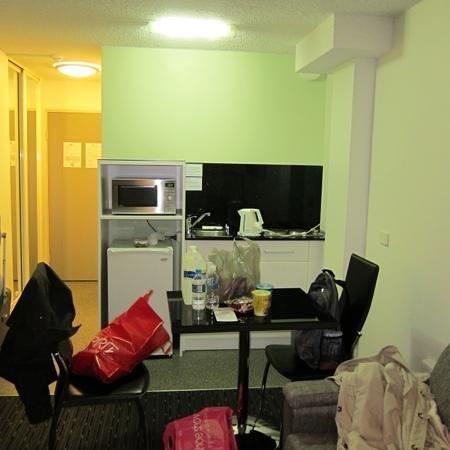 Comfort Inn & Suites Goodearth Perth: superior studio room
