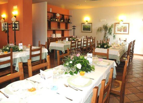 Antichi Sapori: Interno del ristorante