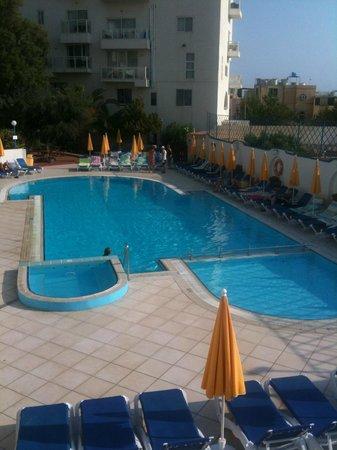 Club Salina Wharf: piscina