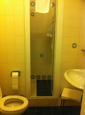 Grand Hotel Regina: bagno
