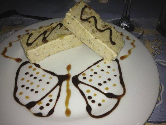 Beso del Viento: Le dessert mmm