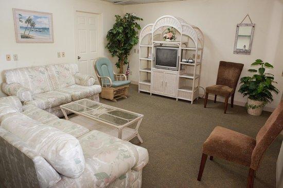 Indian Creek Rv Resort Tv Room