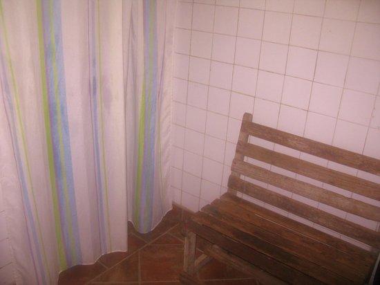 Hammam Mounia : SALLE 1: FROIDE, vestiaire.