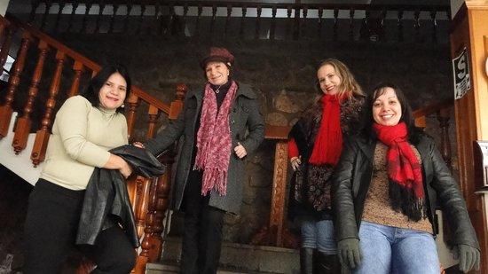 Hotel Suenos del Inka : Na recepção do Hotel
