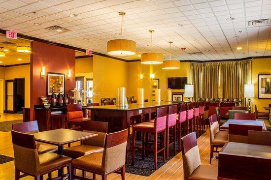 Comfort Inn Ballston: Breakfast Area