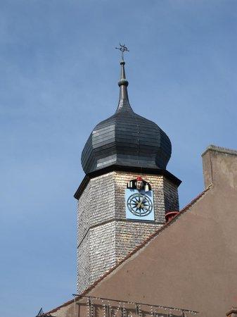 L'Ours de Mutzig : torre Comune