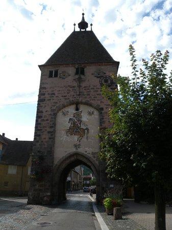 L'Ours de Mutzig : Porta della città