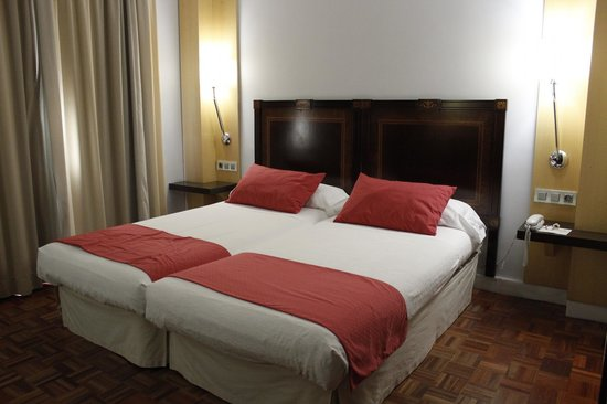 Don Curro Hotel: Hotelzimmer