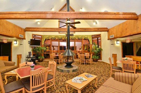 Best Western Wytheville Inn: Lobby