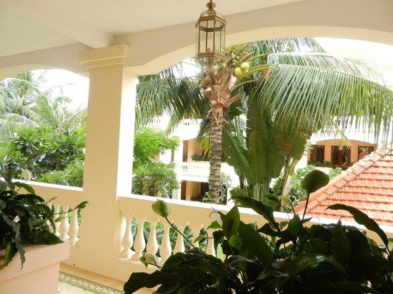 Anantara Hoi An Resort: View from the hallway