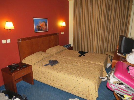 Marina Hotel Athens : chambre
