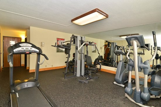 Best Western Wytheville Inn: Fitness Center