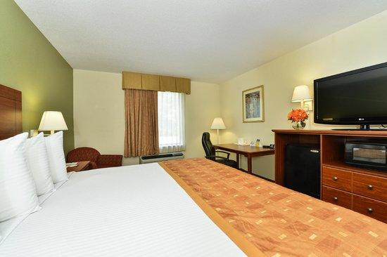 Best Western Wytheville Inn: Guest Room