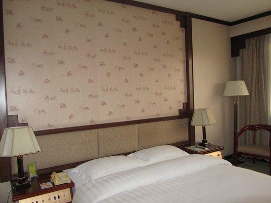 Dynasty Hotel : Lit
