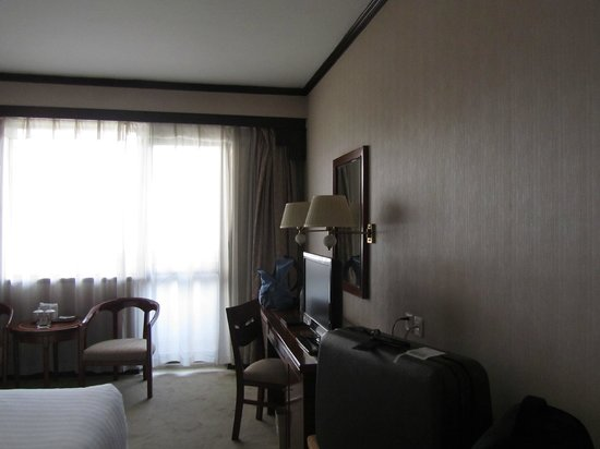 Dynasty Hotel: Chambre