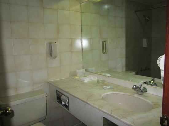 Dynasty Hotel: Lavabo