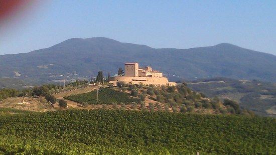 Castello di Velona Resort, Thermal Spa & Winery: Castello di Velona
