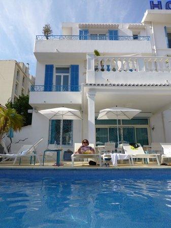 Hotel Juan Beach: Hotel