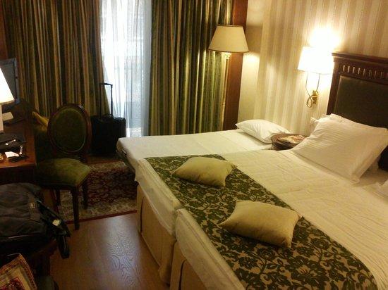Electra Hotel Athens : camera tripla
