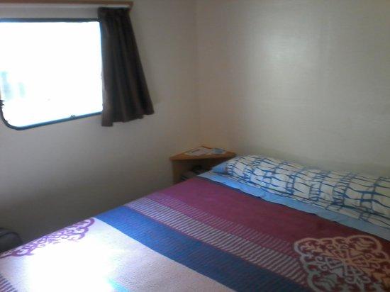 Camping Bayona Playa: dormitorio principal