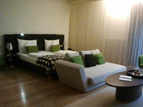 Hotel Therme Meran: camera doppia standard