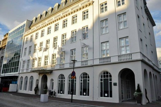 Hotel Borg by Keahotels: Façade of the hotel