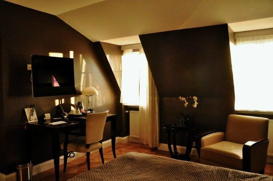 Hotel Borg by Keahotels: room no: 514