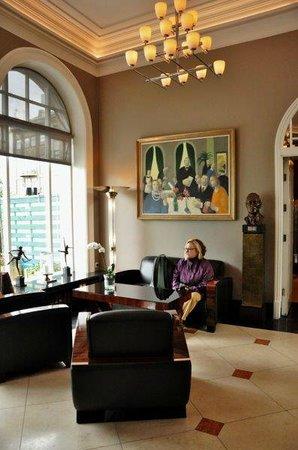 Hotel Borg by Keahotels: Lobby