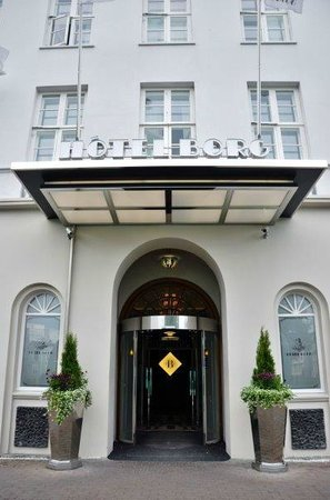 Hotel Borg by Keahotels: Hotel entrance