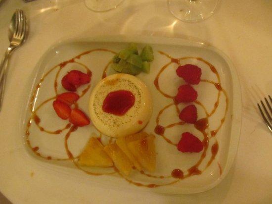 Fellini : My friend dessert