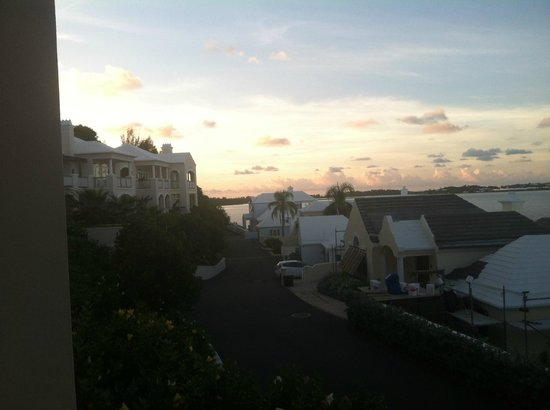 Rosewood Bermuda : View from our room