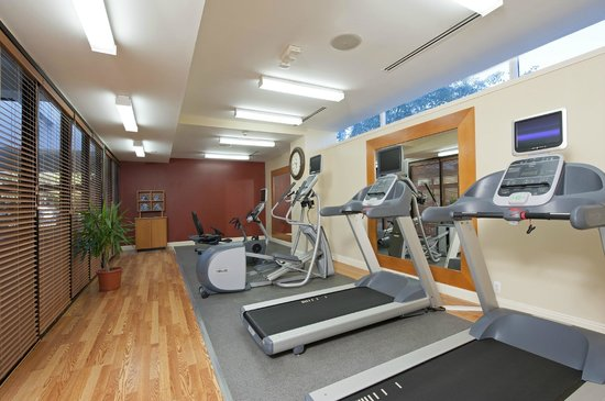 Hilton Garden Inn Detroit-Southfield: Fitness Center