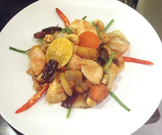 Breakfast at Hansaah : Thai meal 3