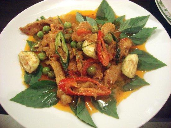 Breakfast at Hansaah : Thai meal 4