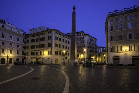 Photo of Colonna Palace Hotel Rome